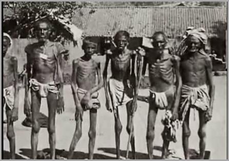 Adultos com Fome na ndia
