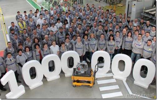 2013 1000000 Versnellingsbakken TLx