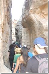 Oporrak 2011 - Jordania ,-  Pequeña Petra, 22 de Septiembre  17