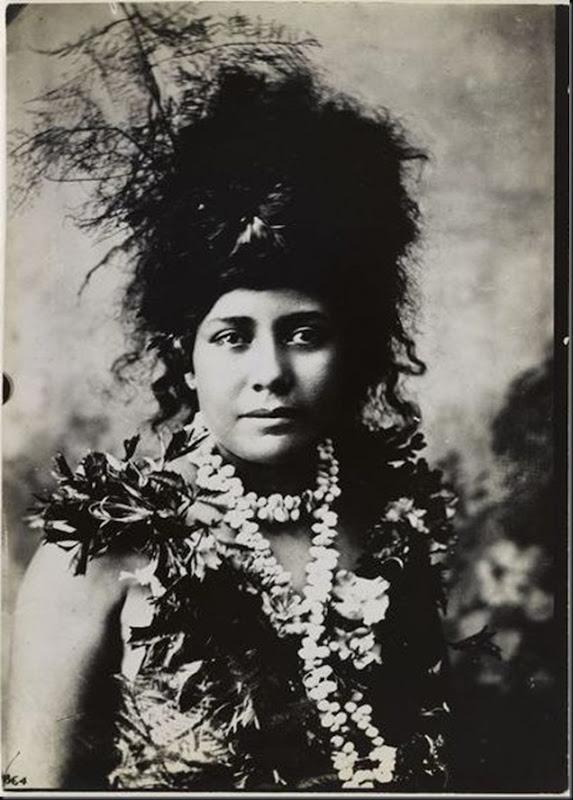 """""""Fonds Chusseau-Flaviens. Type de Samoa"""". Samoa (Polynésie). Photographie de Ch. Chusseau-Flaviens (actif 1890-1920), 1900-1920. Paris, Bibliothèque Marguerite Durand."""