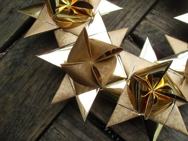 Stjerner af dobbeltstrimler
