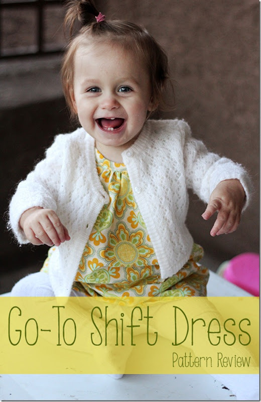 Go To Shift Dress Review