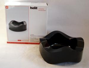 Helit Sinus ashtray with box