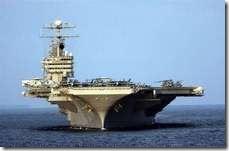 Kapal Perang AS, Prancis Dan Inggris Lintasi Selat Hormuz