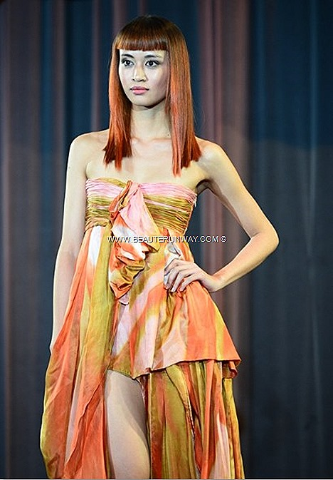 AVEDA SPRING SUMMER 2013 KEY HAIR STYLE COLOURS paris fashion london runway Art of Nature Collection gold  brunette light tones nature-inspired shades techniques extremely wearable flattering hair style perm wave natural look style
