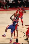 lebron james nba 130217 all star houston 65 game 2013 NBA All Star: LeBron Sets 3 pointer Mark, but West Wins