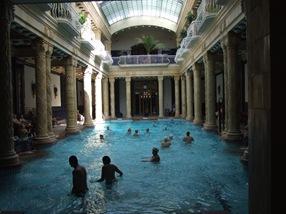 balneario Gellért, Budapest