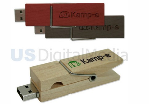 40. Ganchos USB
