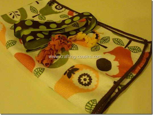Hand Towel Apron (2)