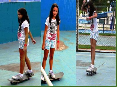Sophia no Skate