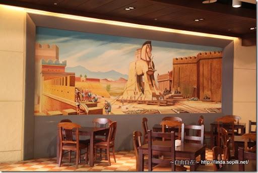 特洛伊餐廳2