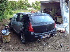 Dacia Sandero gepimpt 05