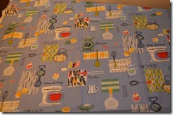 kitchen fabric