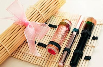 sushi-mat-make-up-brush,まきすメイクブラシ