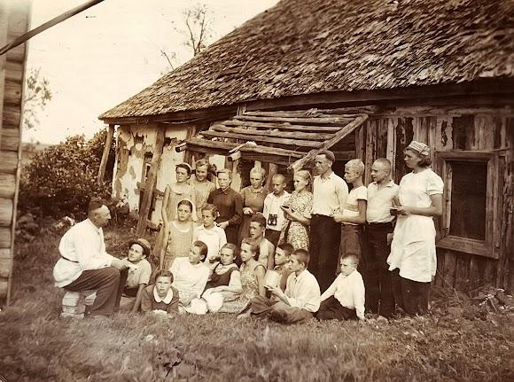 Дом, где вырос Саша Чекалин