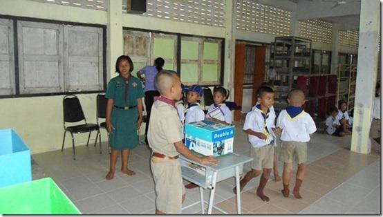 โรงเรียนบ้านรสำราญหินลาด002ปัจฉิมนิเทศ ป.6 2553