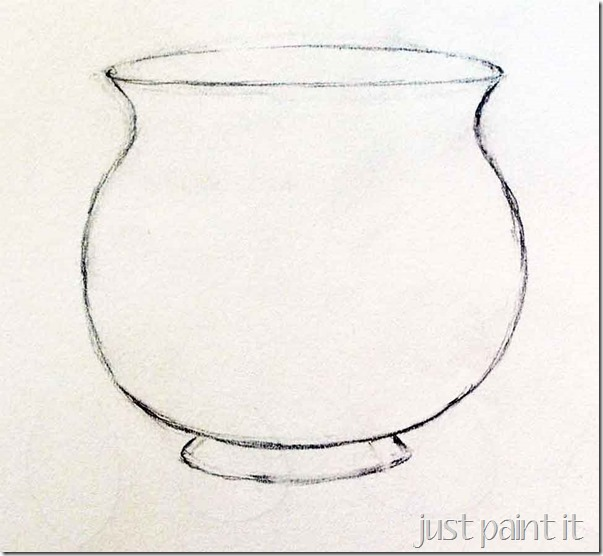 teacup-sketch
