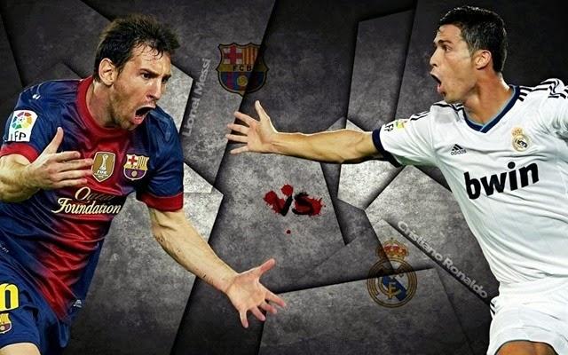 400 goles de Messi vs 400 goles de Cristiano Ronaldo