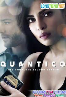 Học Viện Điệp Viên :Phần 2 - Quantico Season 2