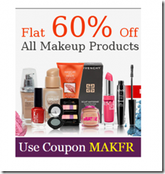 L'oreal, Maybelline, Nyx, Givenchy & more Makeup Products 60% off at Medplusbeauty