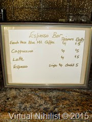 Espresso Prices Portrait