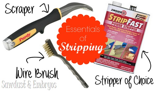 Essentials of STRIPPING!