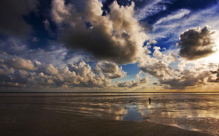 Wattenmeer: Vom Seenot- zum Sehnsuchtsort