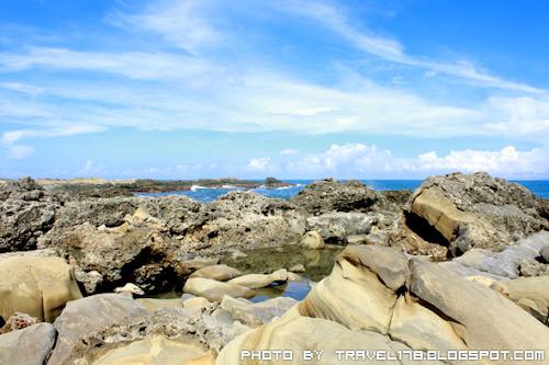 【台東海岸景點推薦】小野柳地形景觀區~魔幻海景奇岩異石