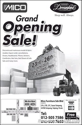 Genial Mico Furniture Grand Opening 2011 EverydayOnSales Warehouse Sale