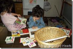 abc book basket