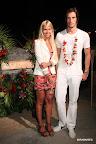 La pareja más linda del verano, Iván de Pineda y Luz Barrantes. Gentileza: Feedback.
