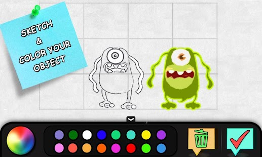 Draw On Pictures : Art Studio - screenshot