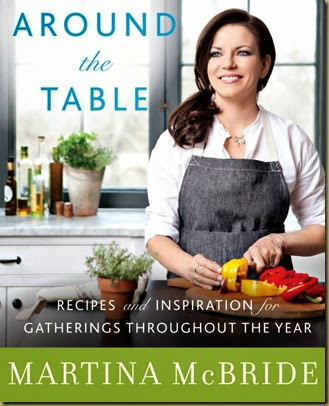 Around the Table cookbook cover