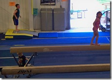 Gymnastics - Free Time