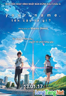 Tên Cậu Là Gì?[:en]Your Name (Kimi No Na Wa) - Your Name (Kimi no Na wa)