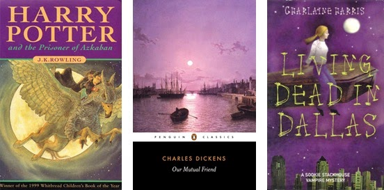 book covers moon