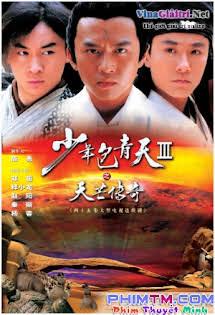 Thời Niên Thiếu Của Bao Thanh Thiên 3 - The Young Detective 3 Tập 45-End