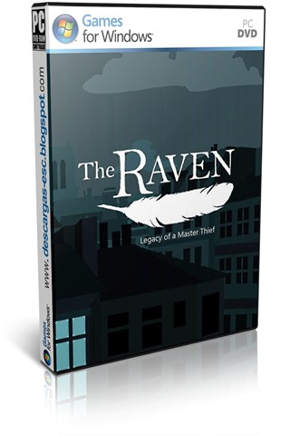The Raven Legacy of a Master Thief-RELOADED-descargas-esc