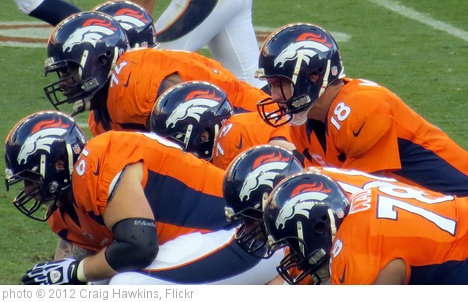 'Broncos Offense' photo (c) 2012, Craig Hawkins - license: http://creativecommons.org/licenses/by-nd/2.0/