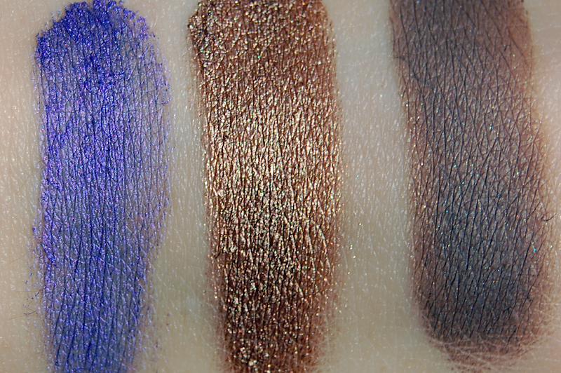 Maybelline Color Tattoo Colour Swatches