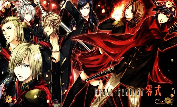 Anunciado Fim do Mangá Spin-off de Final Fantasy