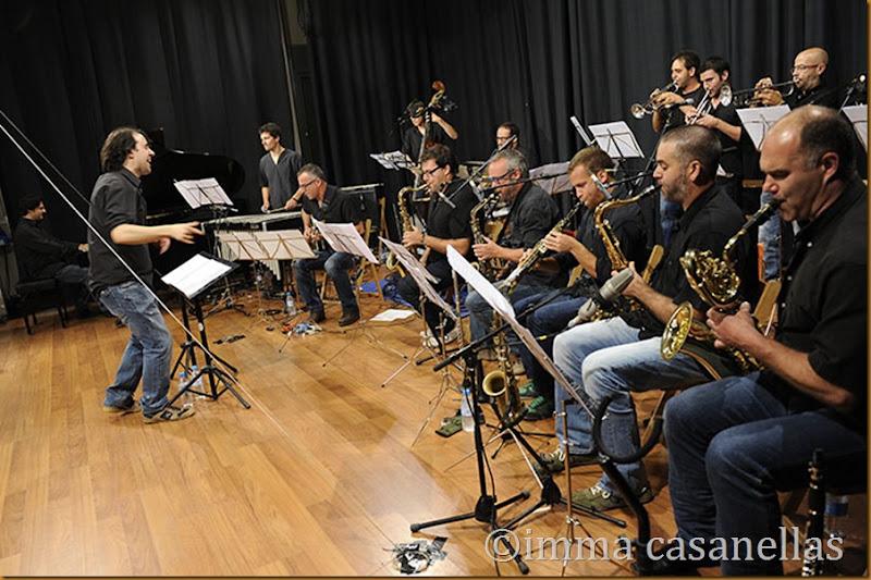 Àlex Cassanyes Big Band Project, Vilafranca del Penedès 2014