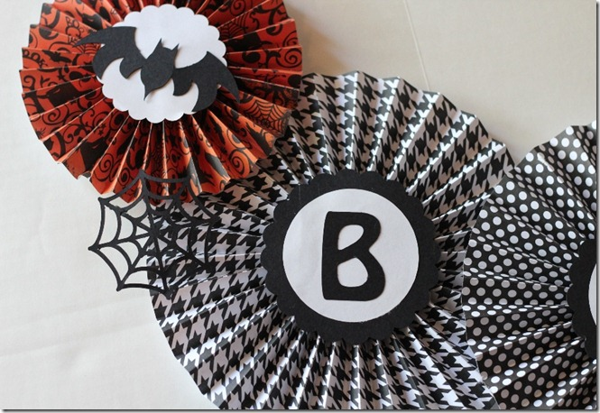 Paper Fan Embellish
