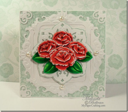 rose card-500