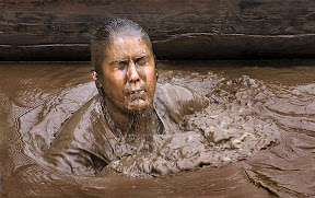 Mud Bath by Robert Powell DPAGB BPE3
