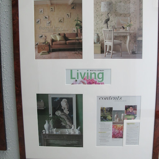 We've used SkyFrame in a lot of Living shoots. They've framed all the articles in their offices.
