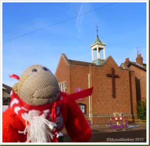 Holy Cross Church. Bilbrook
