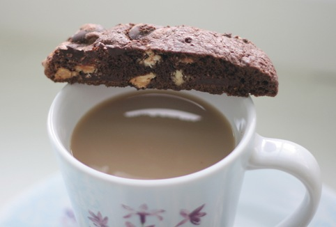 chocolate biscotti 3