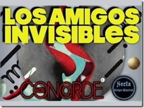 amigos invisibles en monterrey 2011