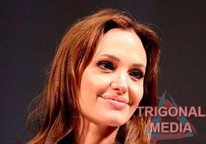 Angelina Jolie kurus
